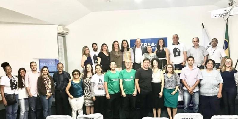 Lançamento da campanha Viva Sem Veneno em Salvador